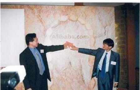 Chân dung người đàn ông đứng sau thành công của Jack Ma - 2