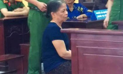 Bà nội giết cháu 23 ngày tuổi gây rúng động dư luận lĩnh 13 năm tù