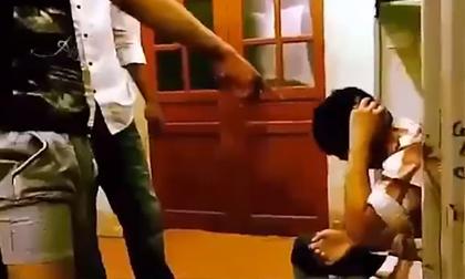 Xôn xao clip nam sinh bị đánh dã man trong ký túc xá vì không giặt quần áo hộ bạn