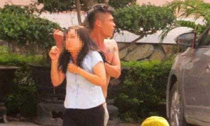 Khởi tố kẻ ngáo đá dùng dao khống chế nữ nhân viên ở Huế
