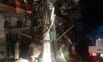 Tai nạn ở Cát Bà: 'Sau tiếng nổ lớn là cảnh tượng kinh hoàng'