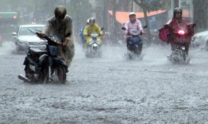 Tin mới thời tiết 1/6: Cuối tuần miền Bắc mưa lớn diện rộng, khả năng có lũ quét