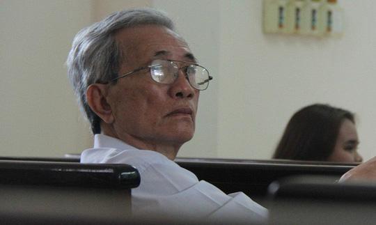 Vụ Nguyễn Khắc Thủy dâm ô: Hôm nay xử giám đốc thẩm - 1