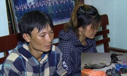 Bắt giữ đôi vợ chồng nghiện ma túy hành nghề 'cẩu tặc'