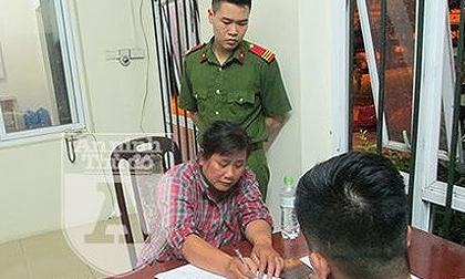 Khởi tố, tạm giam đối tượng siết cổ xe ôm hòng cướp tiền ở Hà Nội