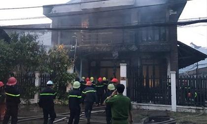 Điều tra đối tượng phóng hỏa khiến vợ chết cháy, chồng nguy kịch trong phòng ngủ