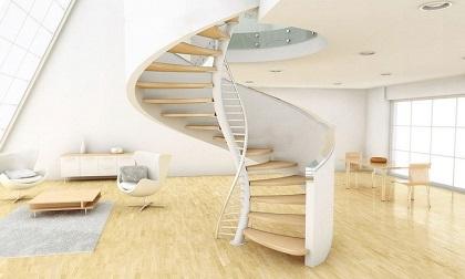 Thiết kế cầu thang không đúng sẽ ảnh hưởng vận mệnh của cả gia đình chứ chẳng đùa