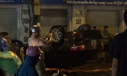 Tòa xử vắng mặt xế nữ lái xe 'điên' gây tai nạn liên hoàn