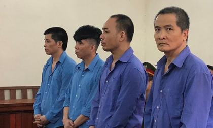 Trùm đường dây ma tuý từ Trung Quốc về Việt Nam lãnh án tử