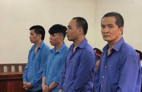 Trùm đường dây ma tuý từ Trung Quốc về Việt Nam lãnh án tử - ảnh 1