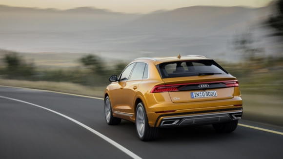 SUV thể thao Audi Q8 hoàn toàn mới chính thức ra mắt: Siêu SUV đến từ tương lai - 3