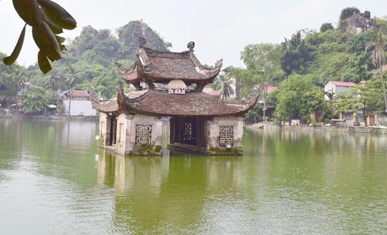 Chùa Thầy – địa điểm dã ngoại tuyệt vời ngay gần trung tâm Hà Nội - 1