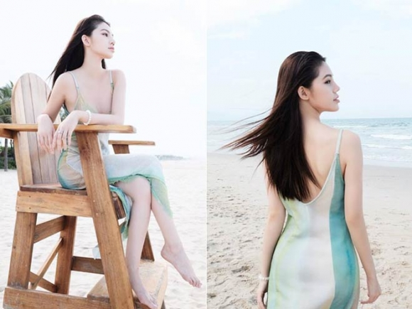Kỳ nghỉ hè xa hoa ngút trời của tiểu thư nhà giàu Việt Nam - 9