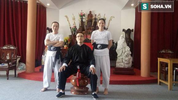 Cung Lê tuyên bố cho Flores no đòn, Tổng đàn chủ Vịnh Xuân Nam Anh phát sợ