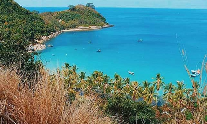 """Điểm danh 7 hòn đảo như chốn """"thiên đường"""" ở Kiên Giang"""