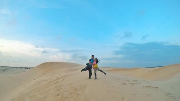 Sảng khoái với trải nghiệm trượt cát ở Mũi Né - 11