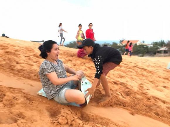 Sảng khoái với trải nghiệm trượt cát ở Mũi Né - 6