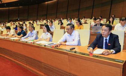 Gần 87% đại biểu Quốc hội tán thành thông qua Luật An ninh mạng