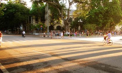 Tin mới thời tiết 12/6: Sau mưa dông, Hà Nội nắng nóng như 'chảo lửa' 37 độ C