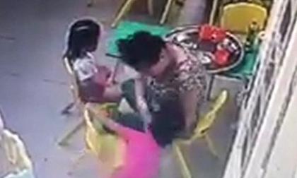 TP.HCM: Đình chỉ hoạt động cơ sở giữ trẻ có bảo mẫu dùng tay tát liên tiếp vào mặt bé gái 3 tuổi trong bữa ăn sáng