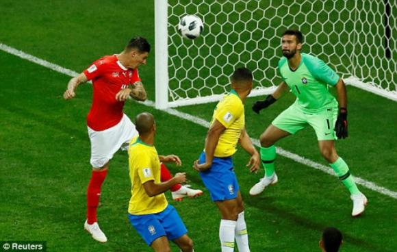 Brazil - Thụy Sĩ: Siêu sao tạo tuyệt tác, thót tim phút bù giờ (World Cup 2018) - 2