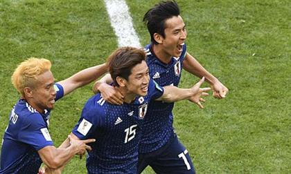 Colombia - Nhật Bản: Bước ngoặt thẻ đỏ, người hùng trên không (World Cup 2018)