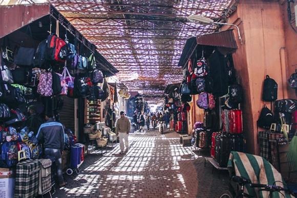 Bất chấp kết quả ở World Cup, Maroc vẫn là điểm du lịch vạn người mê - 2