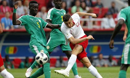 Ba Lan - Senegal: Thảm họa nhân đôi, ngôi sao tàng hình (World Cup 2018)