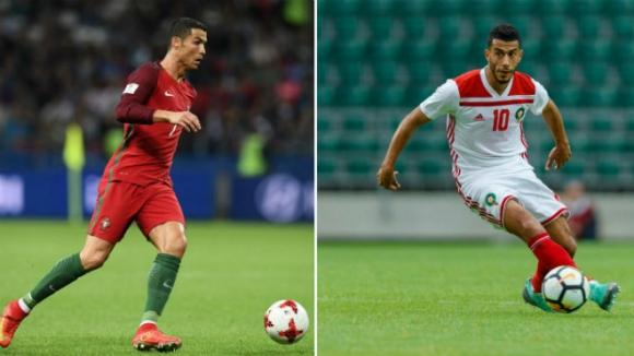 """World Cup Bồ Đào Nha – Morocco: Rửa hận 32 năm, Ronaldo trở lại """"đất Thánh"""" - 2"""