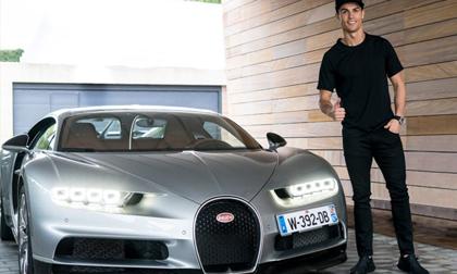 Bộ sưu tập siêu xe của các ngôi sao bóng đá tại World Cup 2018