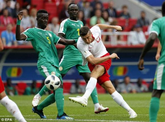 Ba Lan - Senegal: Thảm họa nhân đôi, ngôi sao tàng hình (World Cup 2018) - 1
