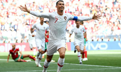 Bồ Đào Nha - Morocco: Ronaldo rực sáng, 'người nhện' siêu đẳng (World Cup 2018)