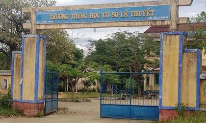 TT-Huế: Ngang nhiên bịt mặt xông vào trường hiếp dâm cô giáo