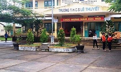 Vụ giáo viên trực trường bị hiếp dâm: Cô giáo