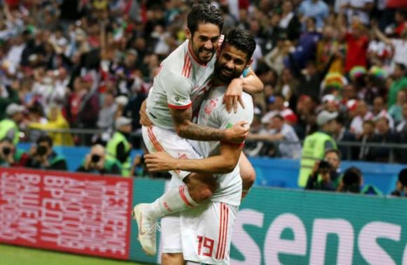 World Cup, Tây Ban Nha – Morocco: Thời cơ vàng đánh chiếm ngôi đầu - 1