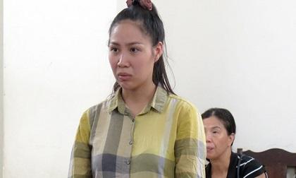 Bà bầu buôn ma túy đá lĩnh 13 năm tù