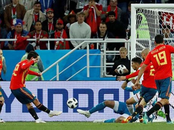 Tây Ban Nha - Morocco: Rượt đuổi kinh điển, vỡ òa phút 90 (World Cup 2018) - 1
