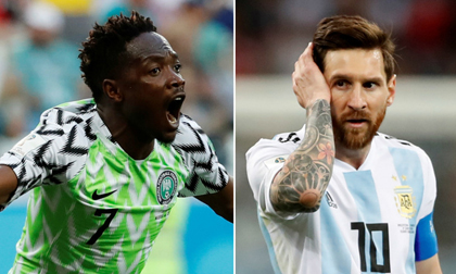 World Cup, Argentina - Nigeria: Thiên tài Messi & cuộc giải cứu lịch sử