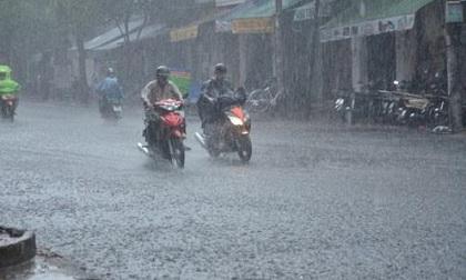 Tin mới thời tiết 27/6: Miền Bắc tiếp tục mưa to trên diện rộng, Hà Nội mát mẻ