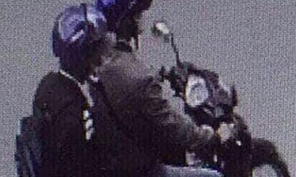Nghi can gây nổ ở công an phường 12, quận Tân Bình bị bắt