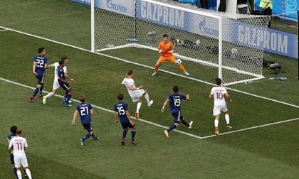 Chấn động World Cup chưa từng có: Chỉ số lạ đưa Nhật Bản tiến xa vòng 1/8