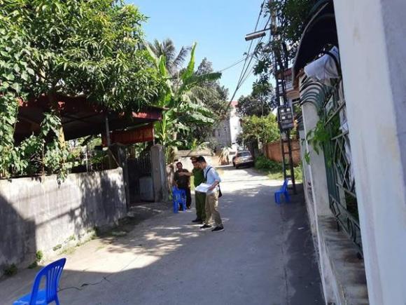 an mang 4 nguoi thuong vong o ha noi: nan nhan chay ra ngoai, nghi pham van duoi theo chem - 1