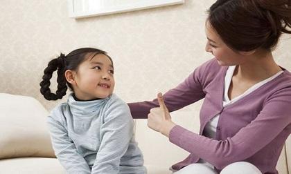 Những cụm từ bố mẹ dạy con bướng bỉnh mà không cần quát mắng