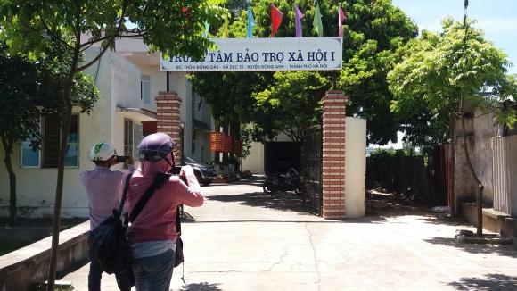 Trung tâm bảo trợ xã hội Hà Nội bàn giao Bella và con trai về địa phương - Ảnh 5.