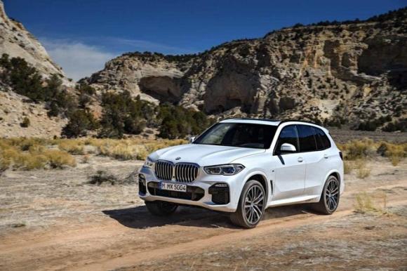 BMW X5 thế hệ mới chính thức công bố giá bán từ 1,7 tỷ đồng - 1