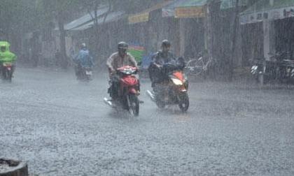 Tin mới thời tiết 6/7: Nắng nóng dịu dần, miền Bắc mưa lớn trong nhiều ngày