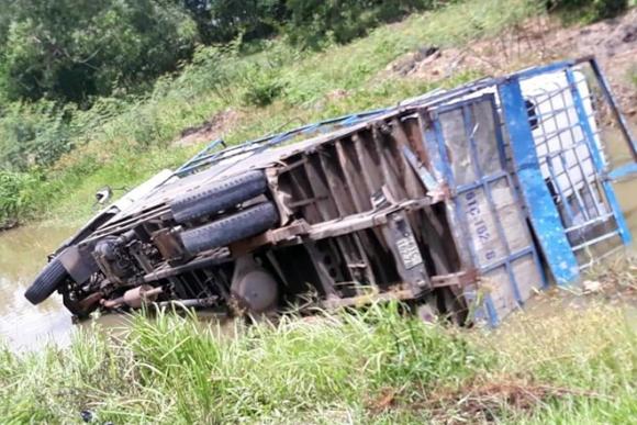 Hé lộ nguyên nhân vụ tai nạn 3 người chết ở Bình Dương - 2