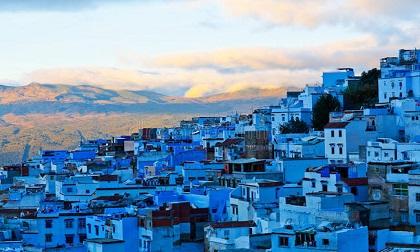Lạc vào mê cung xanh đẹp mê hồn xứ 'nghìn lẻ một đêm' Morocco