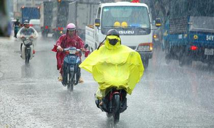 Tin mới thời tiết 7/7: Kết thúc nắng nóng, Bắc Bộ sẽ mưa to và dài ngày