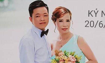 Chàng trai 26 lấy vợ 61 tuổi lần đầu lên tiếng: 'Chỉ xa nhau một ngày cũng thật khó khăn'